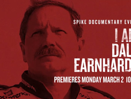 NASCAR Productions and SPIKE TV Present 'I Am Dale Earnhardt,' A Compelling Look at the Life of an I