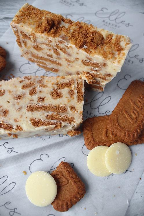 Lotus Biscoff Fudge