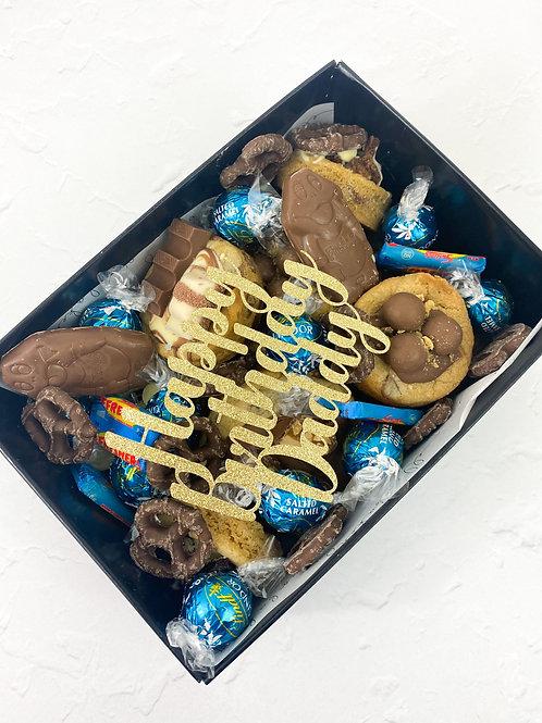 2DD Celebration Box Blue Themed