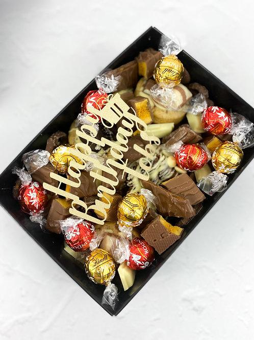 3DD Celebration Box ChocoholicThemed