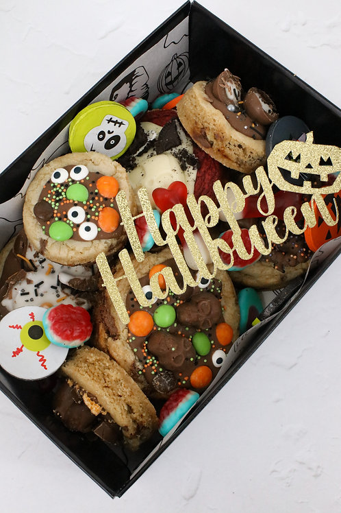 Halloween Cookie Treat Box