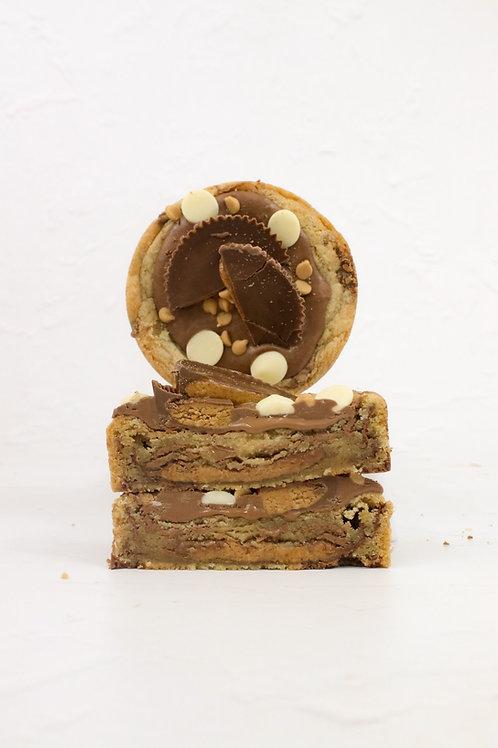 Reese's Deep Dish Cookie
