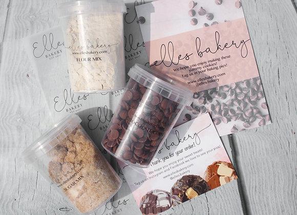 Chocolate Chip - Bake-At-Home Kit