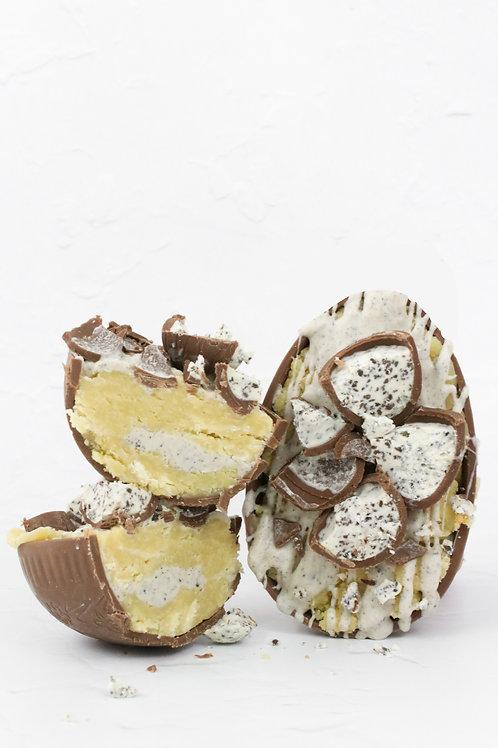 Stuffed Egg - Cookies N Cream Blondie