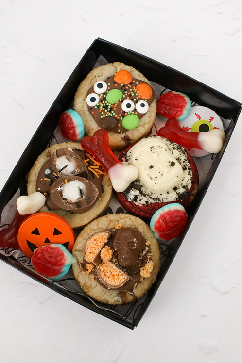Halloween Mini Box of 4