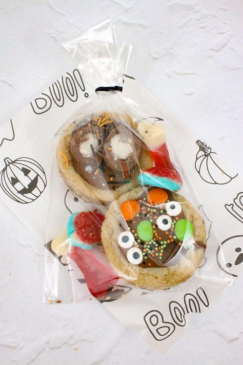 Halloween Mini Cookie Duo