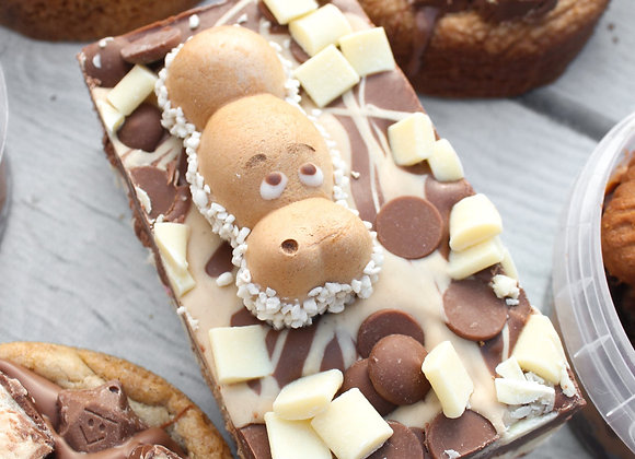 Nutella & Kinder Rocky Road
