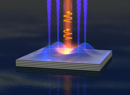 Liquid Light: Scientists Unite Light and Electricity to Make Electronics Smaller and Faster