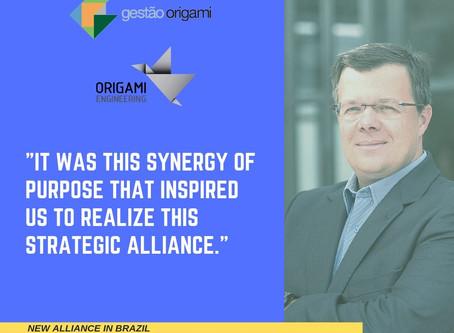 Origami Double Bill in Brazil