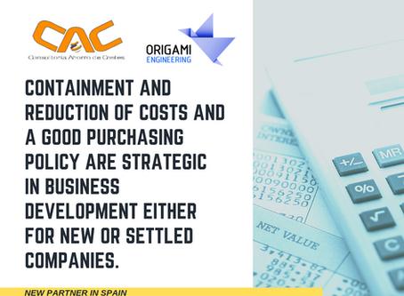 CAC Consultoría en Ahorro de Costes Brings in Skills with Origami Engineering