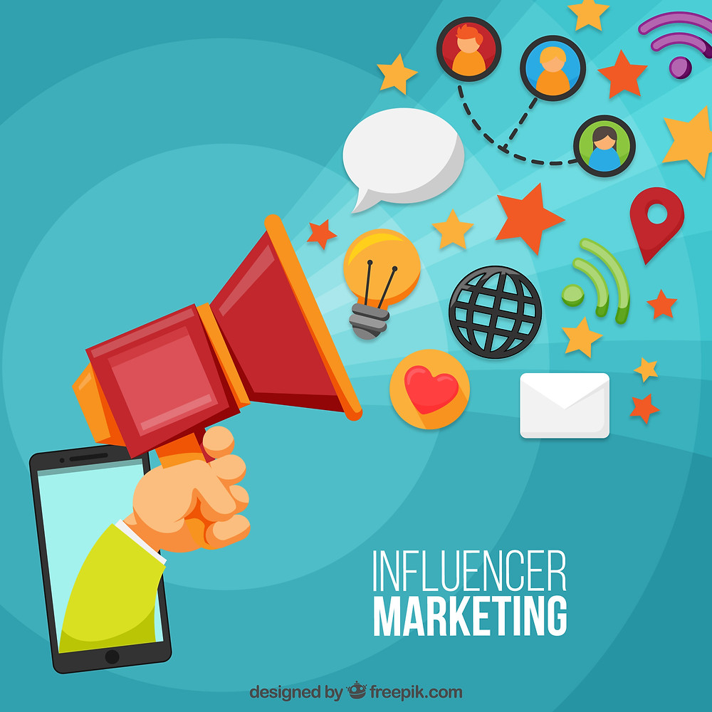 Influencers are your portal to maximum reach