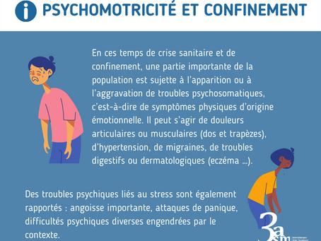 Psychomotricité et confinement
