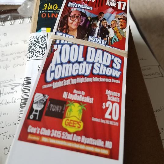 Custom Tickets Printing Design DC MD VA