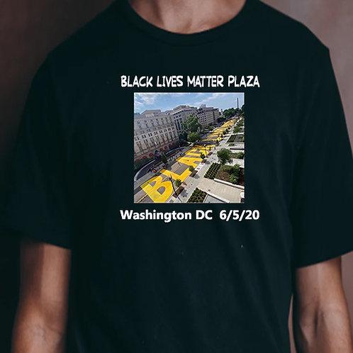 Black Lives Matter Plaza Shirts