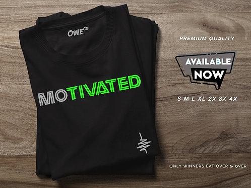 Motivated OWEoo T-Shirt (Reflective)