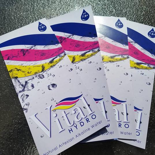 Custom Brochure Print Design