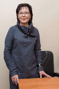 Наурызбаева Баян Уйсымбаевна - доктор медицинских наук