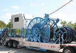 Caspian Well Services (CWS) - Coiled tubing