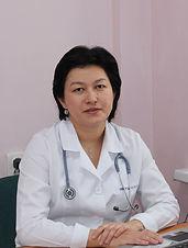 Нусипбекова Салтанат Серикбаевнаа
