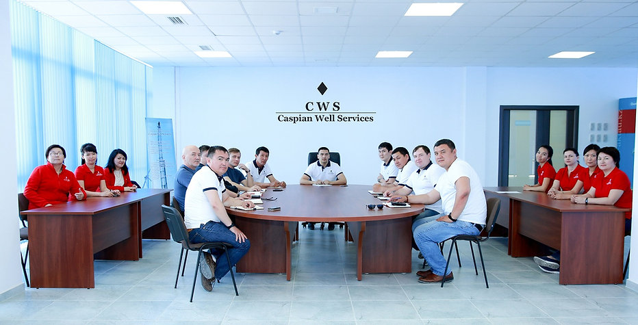 Caspian Well Services (CWS) - Personnel