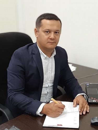 Бердиханов Владимир Рахимович