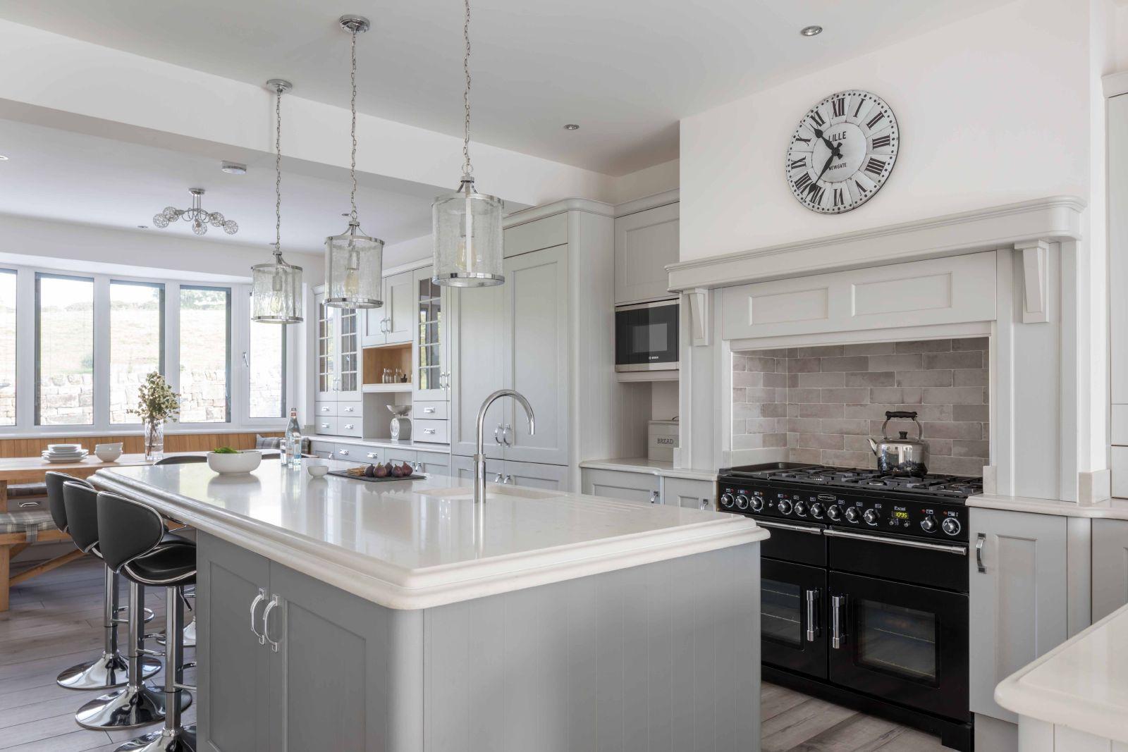 Masterclass-Kitchens-Grey-Shaker-Kitchen