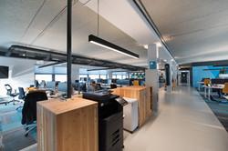 Franx office area