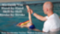 Private Swimming Lessons for children in East Molesey, Surrey, KT8 9DX