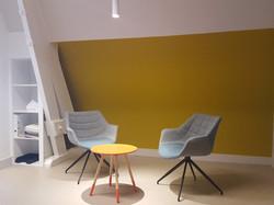 Prakken d'Oliveira, seating