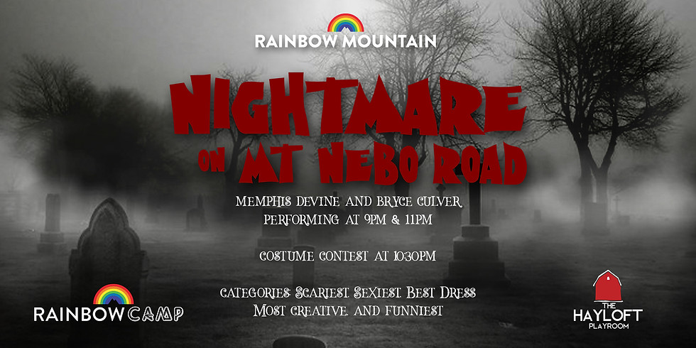 NIGHTMARE at MT NEBO ROAD