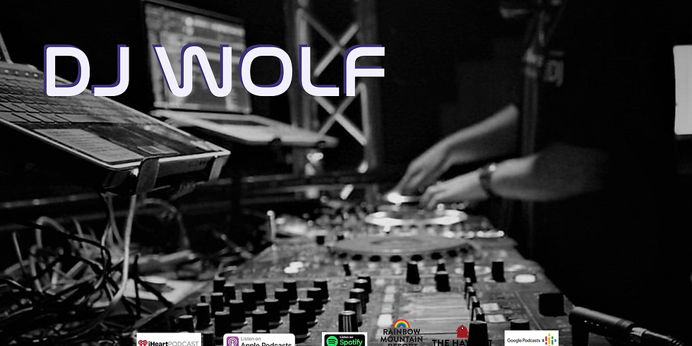 Pool Party with DJ Wolf