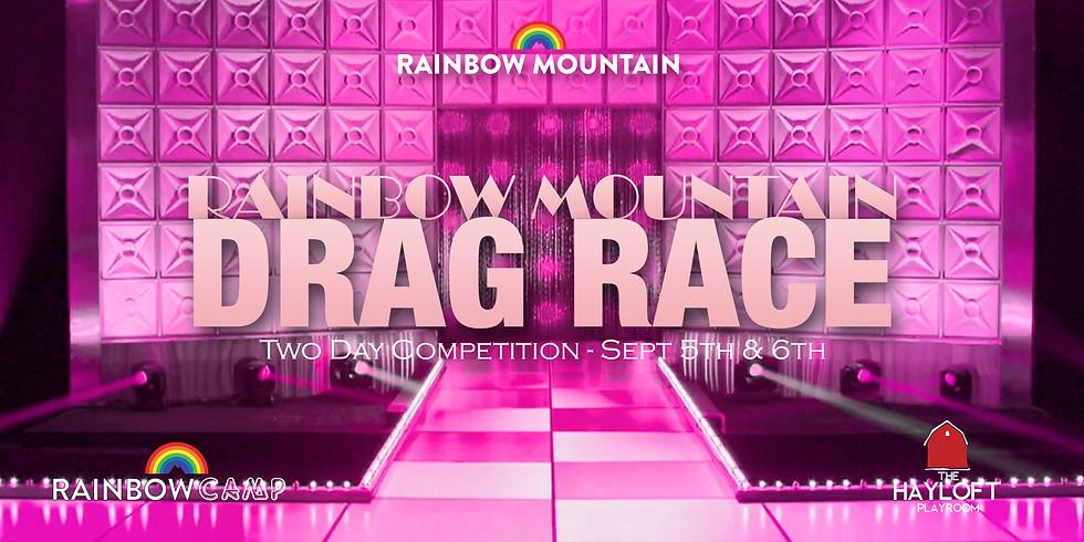 Rainbow Mountain Drag Race