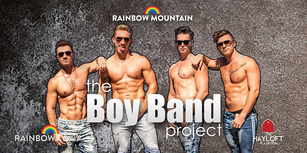 Red, White and The Boy Band Project