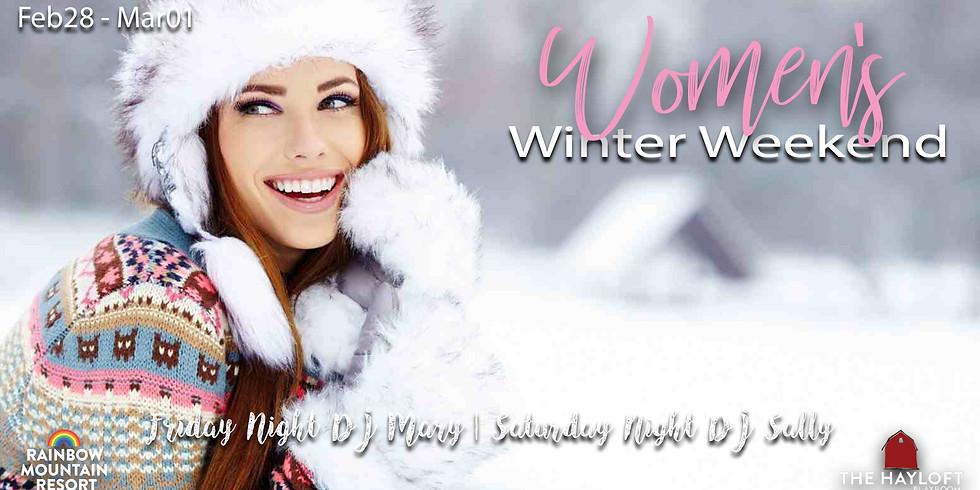 Winter Women's Weekend