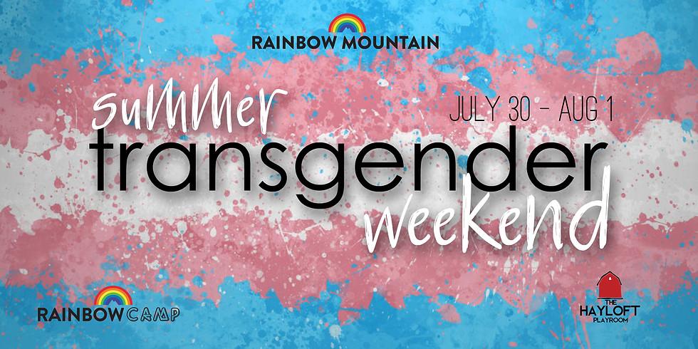 Summer Transgender Weekend