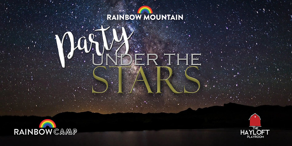 Party Under the Stars with DJ Mourning Glory