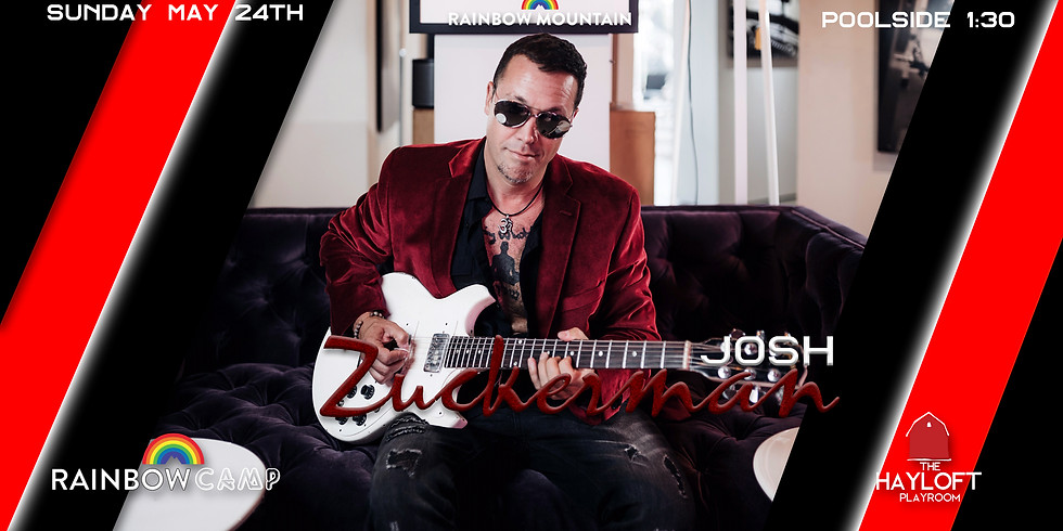 Rocker Josh Zuckerman