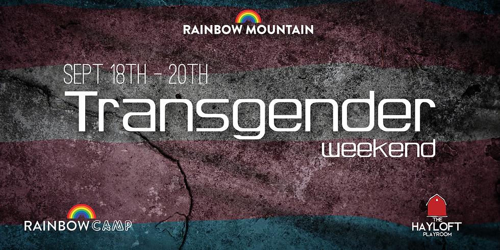 Transgender Weekend
