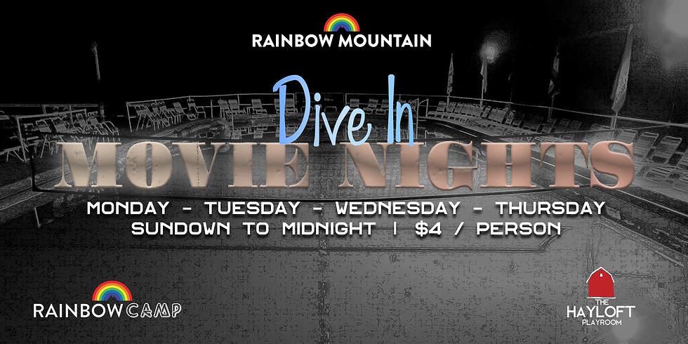 Dive-In Movie Nights