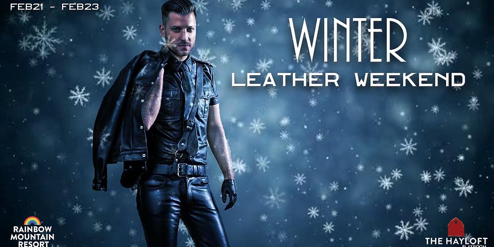 Winter Leather Weekend