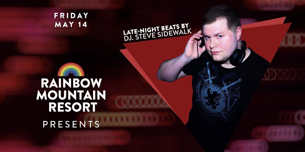 Late Night Beats with DJ Steve Sidewalk