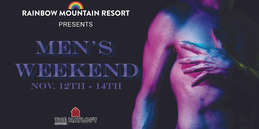 """Men""""s Weekend"""
