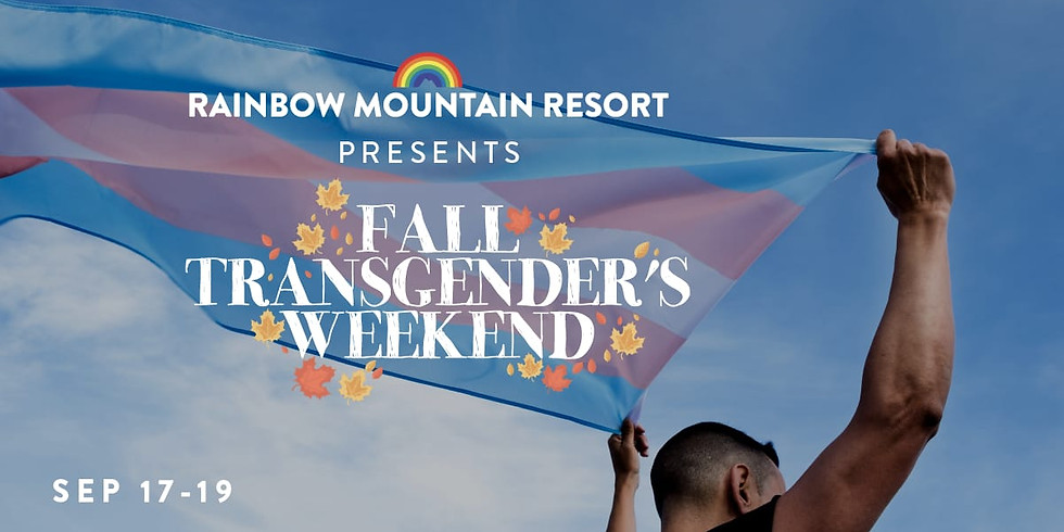 Fall Transgender's Weekend