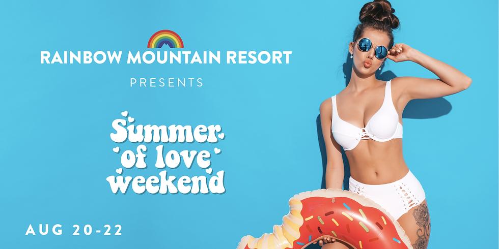 Summer of Love Weekend