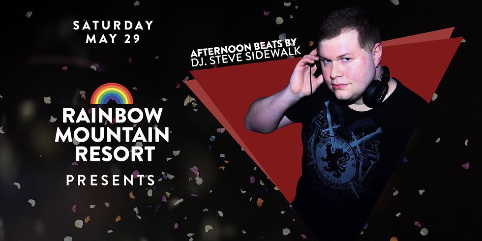 Afternoon Beats with DJ Steve Sidewalk