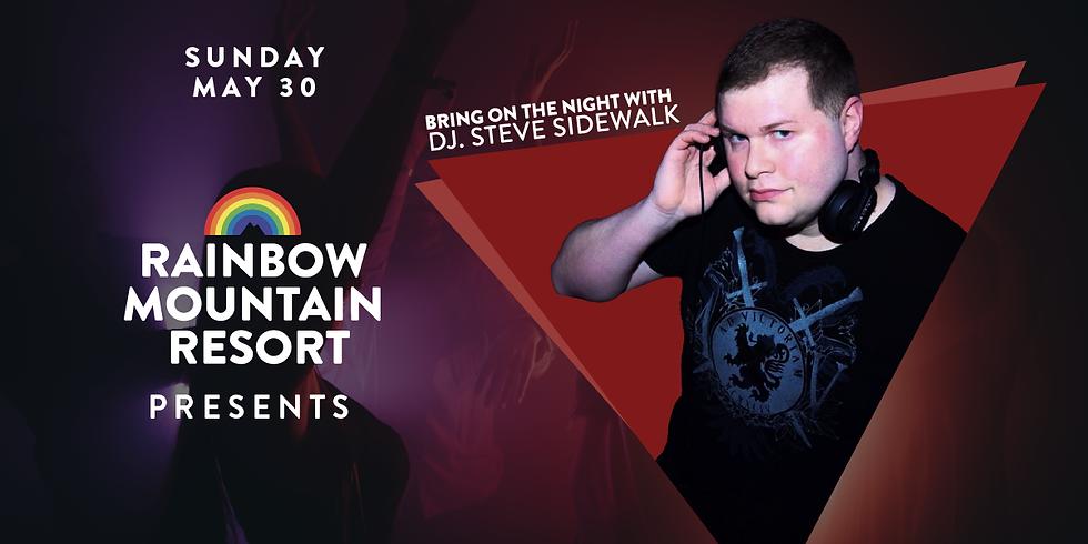 Bring on the Night with DJ Steve Sidewalk