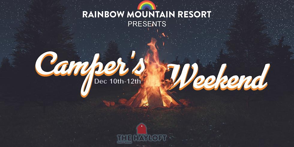 Campers Weekend