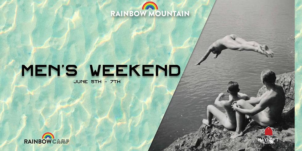 Men's Weekend June 5th-7th