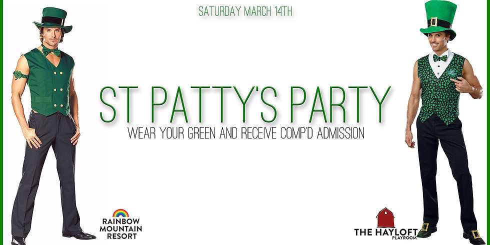 ST PATTY'S PARTY