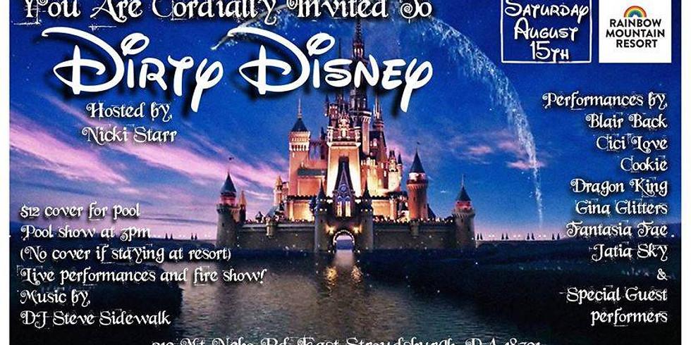 Dirty Disney Drag